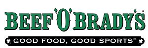 Beef O'Brady's Locations