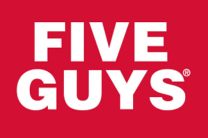 Five Guys Locations Near Me In United States Us Reviews Menu