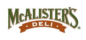 Mcalister's Deli Locations