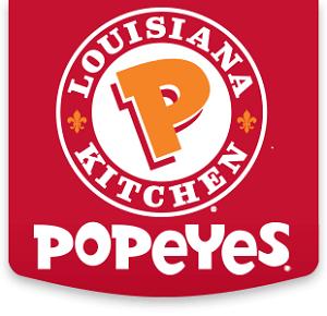 Popeye's Chicken & Biscuits Locations